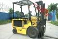 广州二手两吨电动叉车