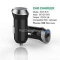 Universal 5V 1A Car USB Charger for Iphone 5s 5c All Mobile Phones