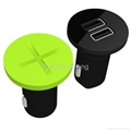 New type 2.1A Car Charger 2 USB DC