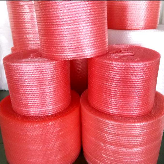供應紅色氣泡袋 3