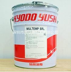 协同MULTEMP SRL 电机轴承润滑脂