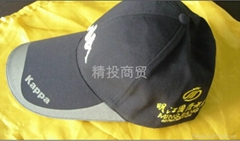 西安广告帽   西安儿童帽定做  西安志愿者帽子