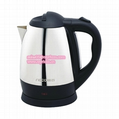Stainless steel Electric Kettle--RICCO