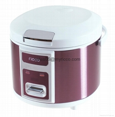 OVAL SHAPE Stainless steel RICE COOKER