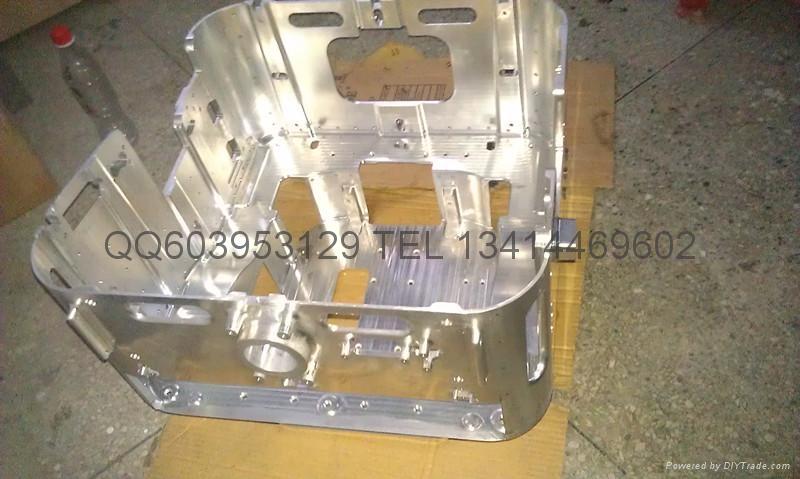 鋁合金銅不鏽鋼五金零件手板 2