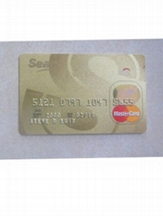 China credit card