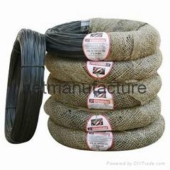 black iron wire,black annealed wire