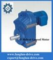 F Helical Geared Motor
