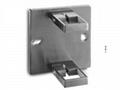 balustrade post mounting brackets