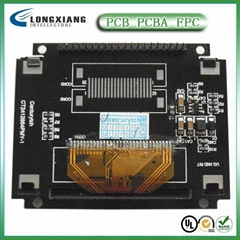 PCB电路线路HDI高密度盲埋孔阻抗板生产厂家