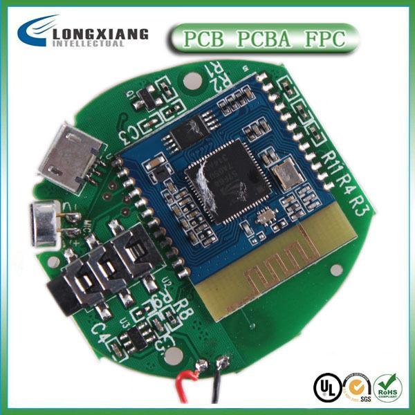 PCB电路线路HDI高密度盲埋孔阻抗板生产厂家 3
