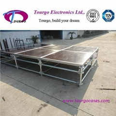 Tourgo Layer Stage