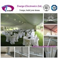 Outdoor White Party Tent 2