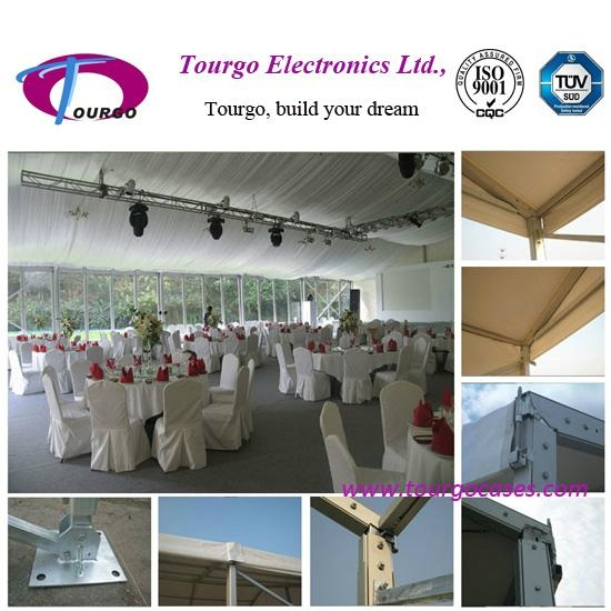 Outdoor White Party Tent 5