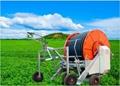 Hose reel irrigation system