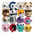 Squeezamals,Plush Squishy Slow Rising Foamed Stuffed Animal toys 2