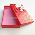 Garment Paper Gift Box Customized Design