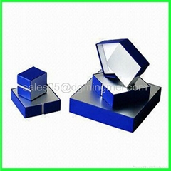 Jewellery Paper Gift Box with Customized Design