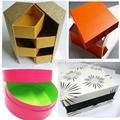 Folding paper storage boxes Dongguan supplier