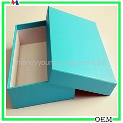 Customized Paper Gift Box with Lid