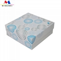 Customized Paper Gift Box with Lid for cosmetic set package
