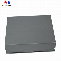 customized bookshaped paper box for gift package