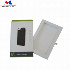 Customized Paper box with drawer for phone case