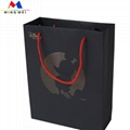 Customized Shopping carrier paper bag
