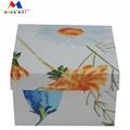 Nice Square paper Gift box with customized design