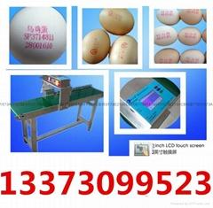 鸡蛋喷码机河北生产