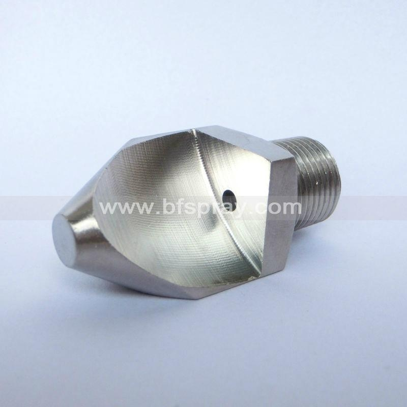 Industrial flat fan water spray nozzles op bofa china