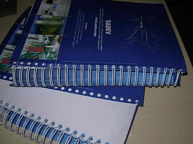 Softcover Book  brochure  boolets 2