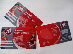 PVC Cards  Plastic Sheet Printing