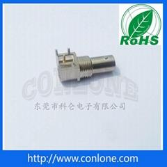 高清BNC-KWE铍铜车针视频连接器