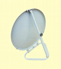 ku band satelllite antenna