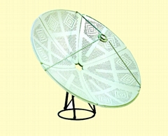 C180cm/C1.8m satellite dishes antena
