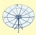C180cm/C1.8m satellite dishes antena   3