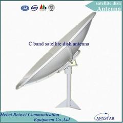 C180cm/C1.8m satellite dish antena
