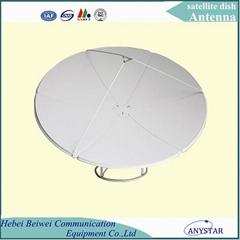 Antenna dish C-band
