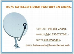 satellite dish factory in China