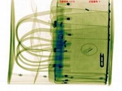 輸送式手袋x光檢針機