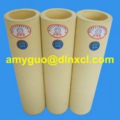 Kevlar roller sleeve for aluminium extrusion industry