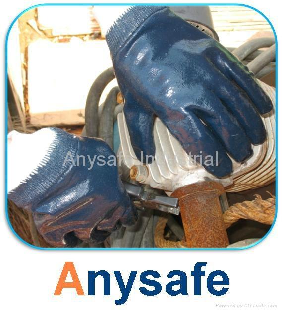 Nitrile Coated Glove 1