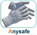 Cut resistant gloves - 10G nylon glass