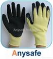 Cut resistant gloves - 10G Kevlar liner