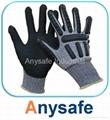 Cut & Impact Resistant TPR Gloves