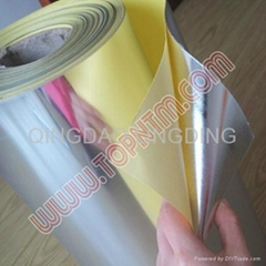 LED light reflective mylar
