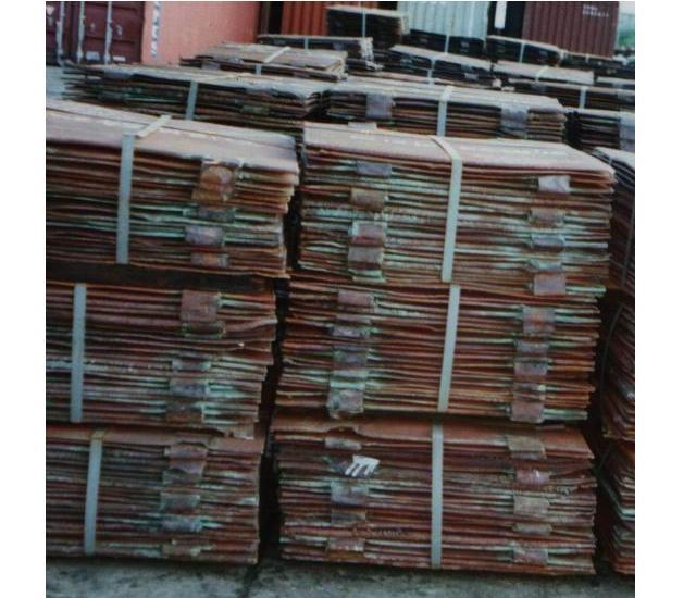 We sell LME price Copper cathode Purity Copper (Cu) Grade A, 99.99%