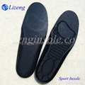 HI-poly insole with massage for sport