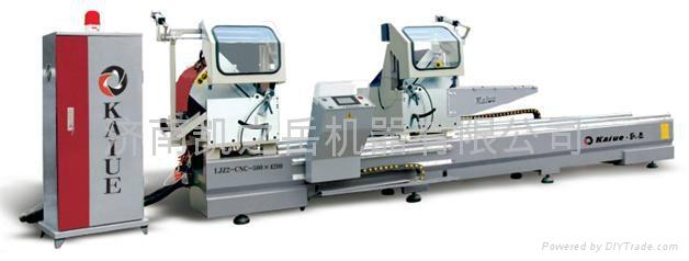 CNC Double Mitre Saw   1